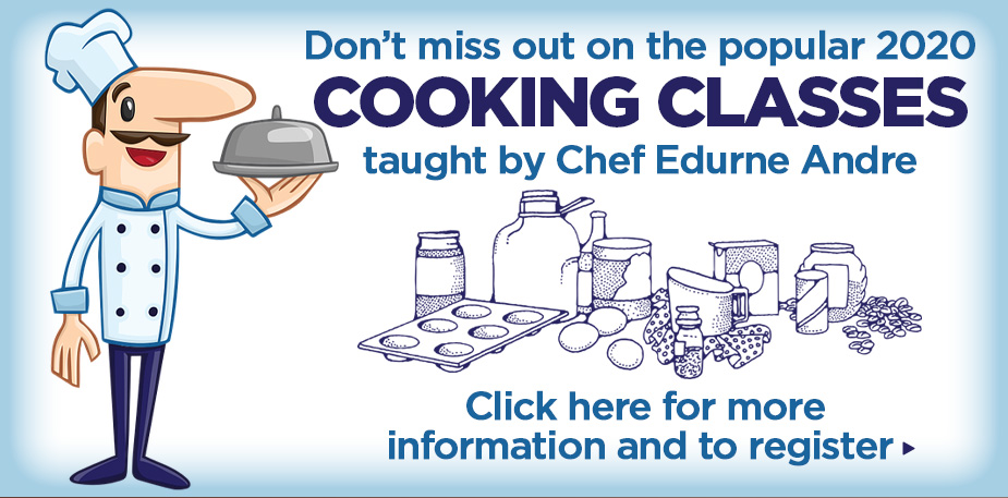 FOH Cooking Classes